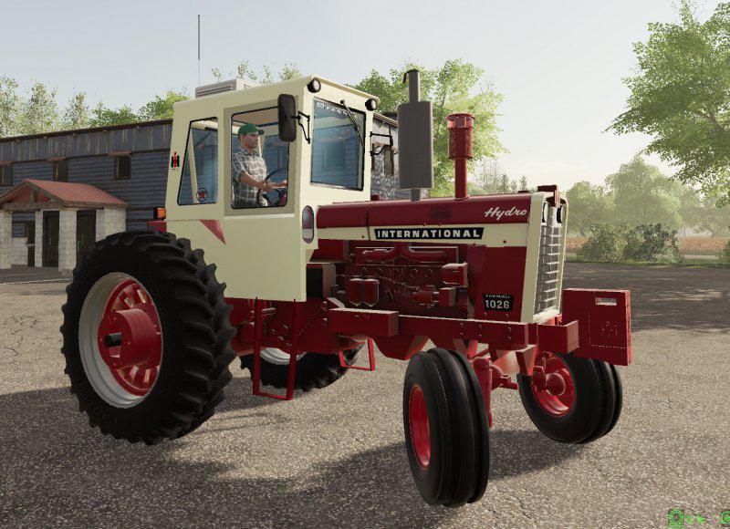 FS19 - Farmall IH 6 Series V1.0