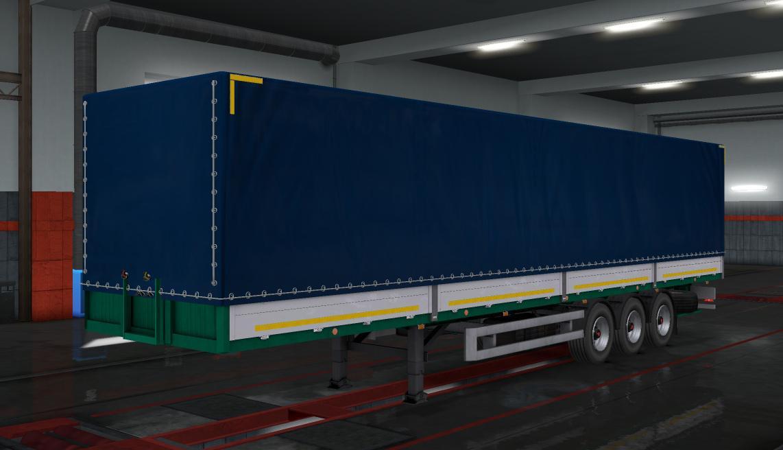 ETS2 - Maz 9758-30XX Trailer V1.2 (1.37.x)