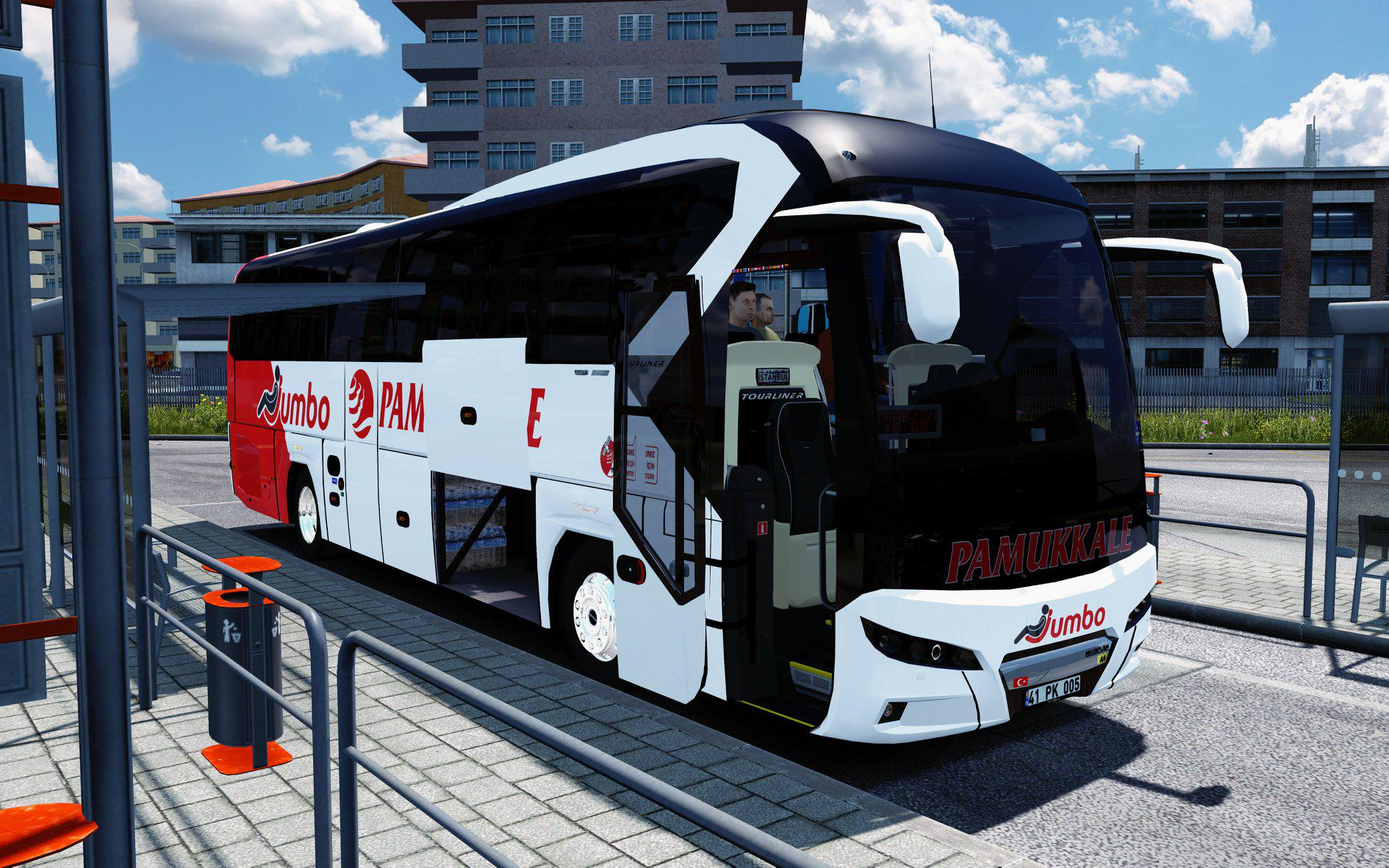 ETS2 - Neoplan New Tourliner 2020 (1.37.x)