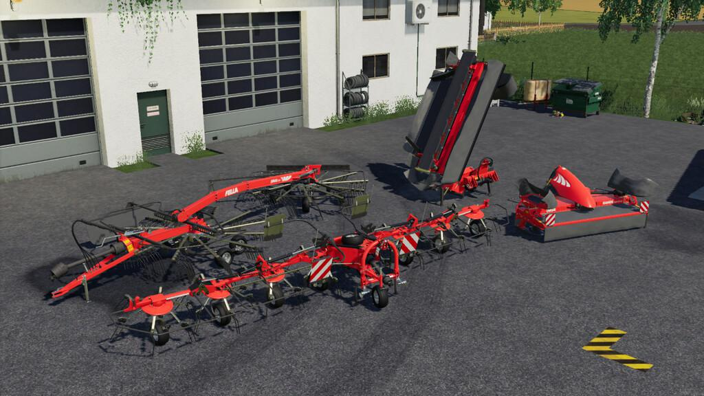 FS19 - Fella Grassland Equipment V1.0