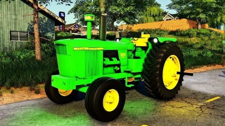 FS19 - John Deere 5020 Tractor V1.0