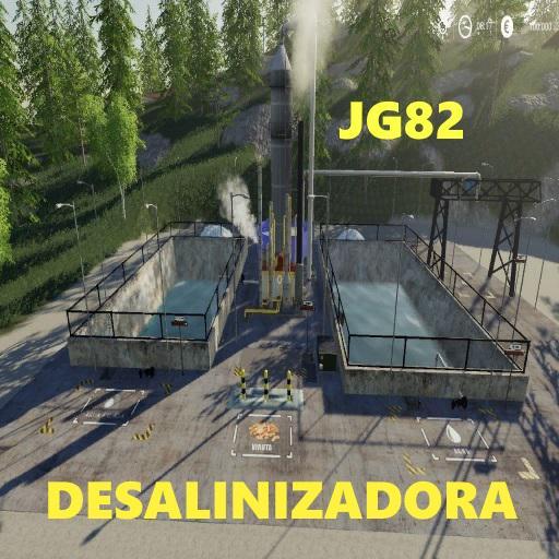 FS19 - Desalinizadora V1.0