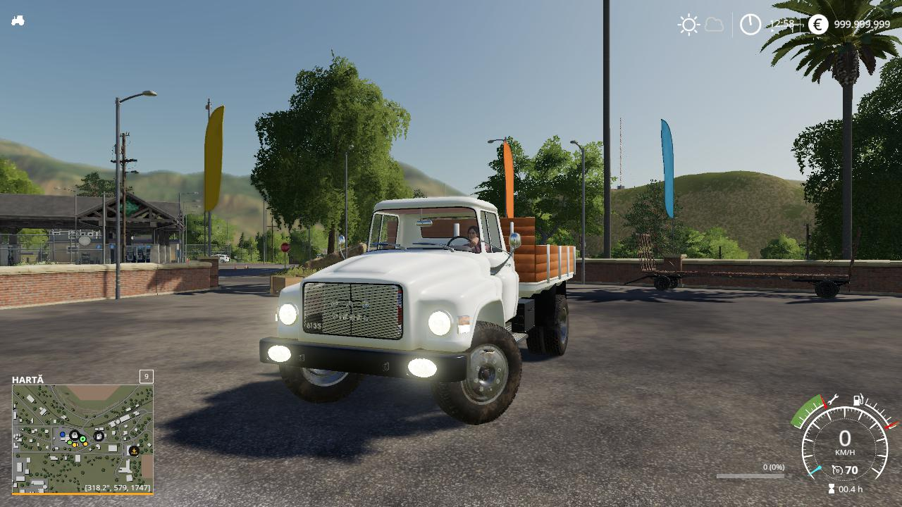 FS19 - Dac 6135 Truck V1.0
