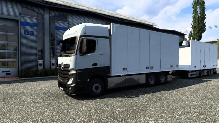 ETS2 - Rigid Chassis Addon Truck SCS (Ekeri, Knapen, Kraker, Narko, NTM, Vak) 1.40.3