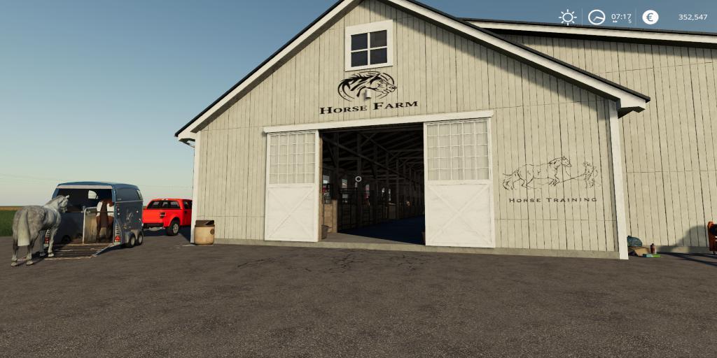 FS19 - Horse Farm V1.0