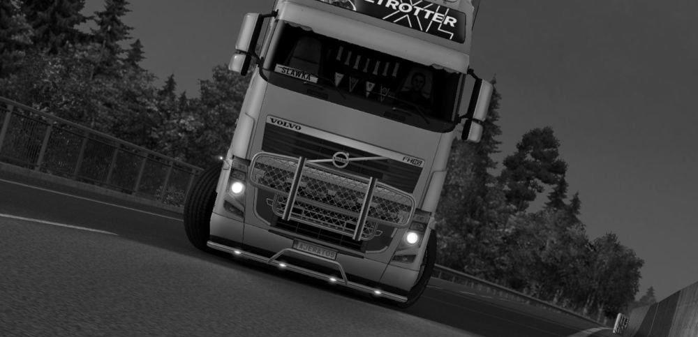ETS2 - Physics Improwed Reaload V7.1.4 (1.36.x)