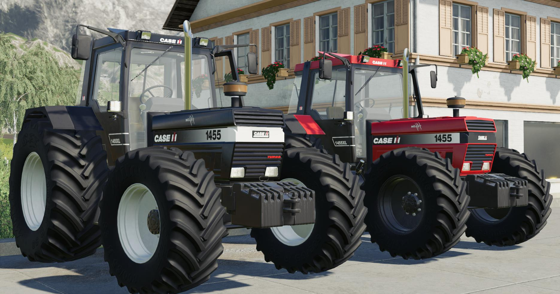 FS19 - [FBM Team] Case International 1255/1455 V1.2