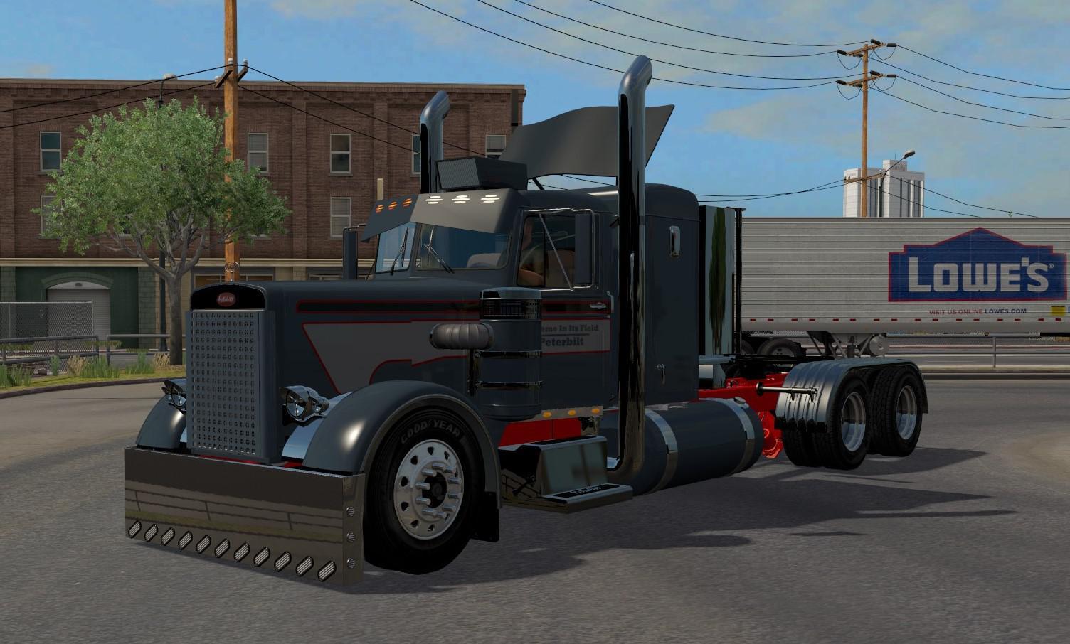 ATS - Peterbilt 281/351 Truck V2 (1.38.x) Beta