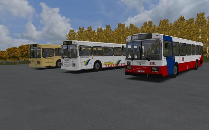 Omsi 2 – Volvo B10R-5639 Bus Mod