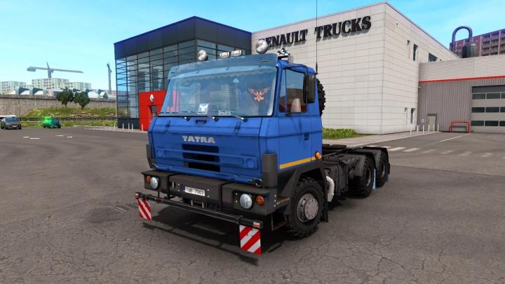 ETS2 - Tatra 815 Truck (1.39.x)
