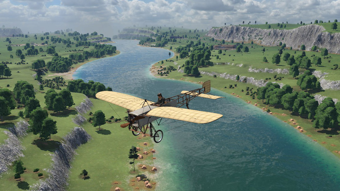 Transport Fever 2 - Bleriot