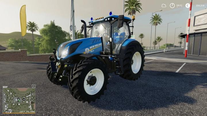 FS19 - New Holland T6 Series V1.0