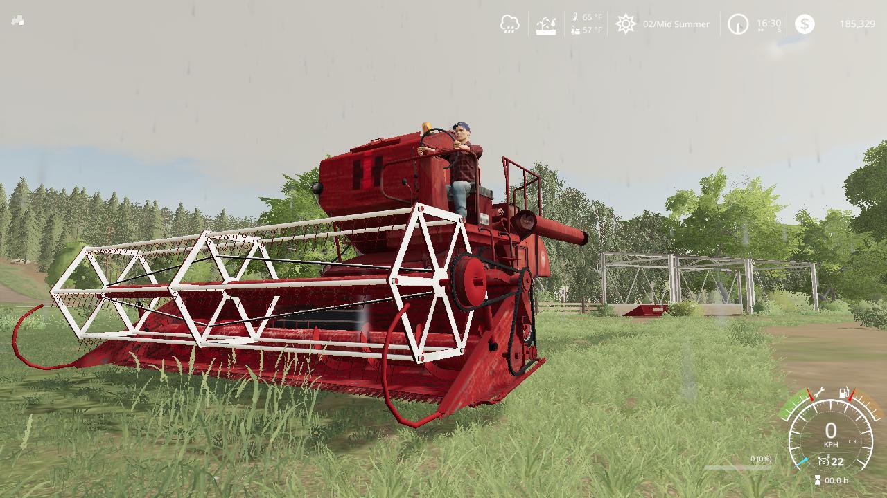 FS19 - International Harvester 141 V3.0