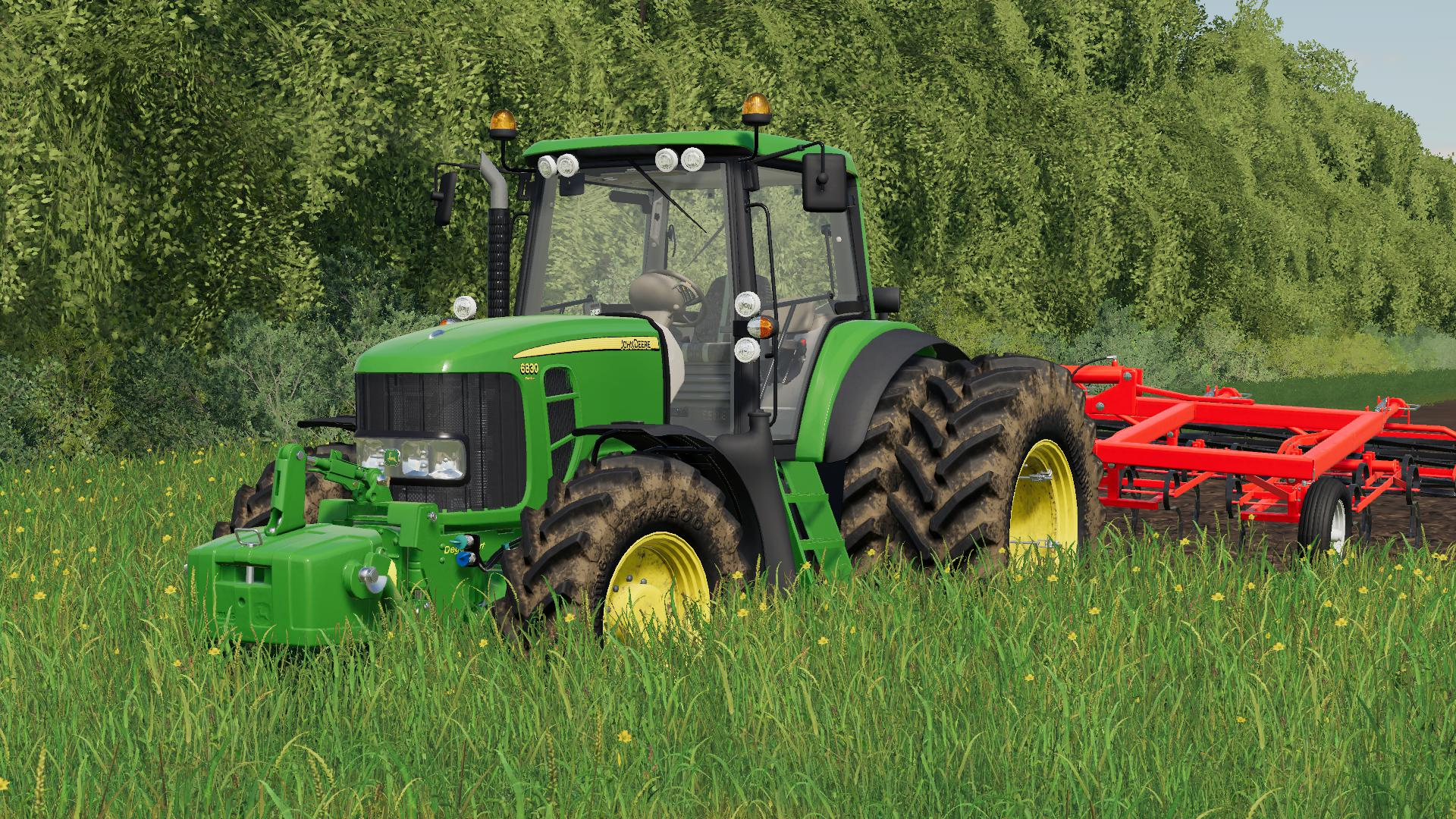 FS19 - John Deere 6030 Premium V1.0
