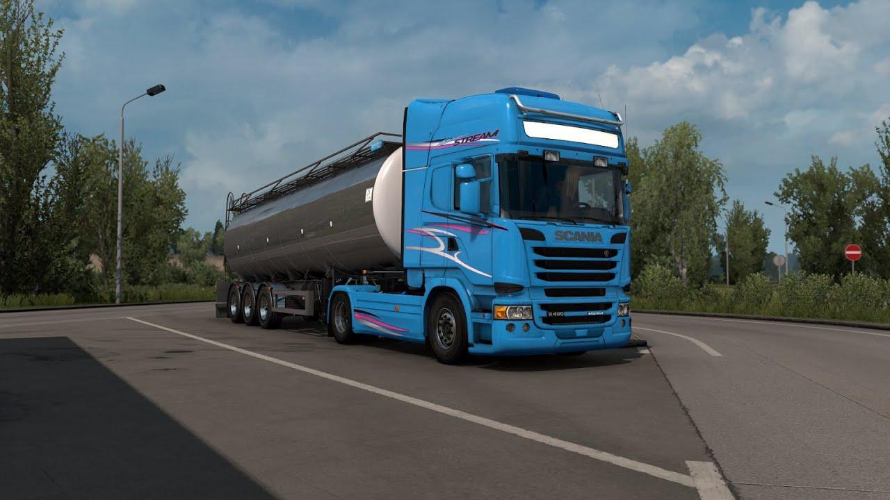 ETS2 - Scania DC13 Engine Sound Mod V3.0 (1.39.x)