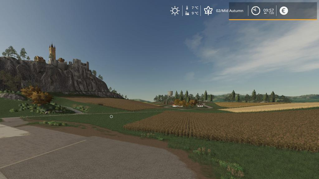 FS19 - Seasons GEO: Romania V1.0