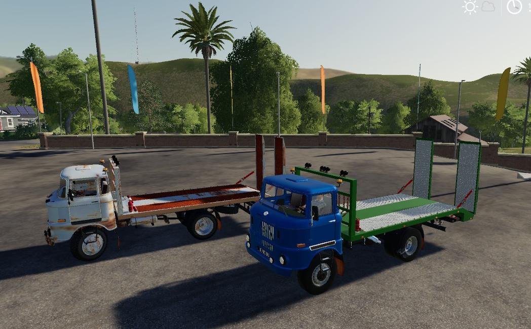 FS19 - IFA W50 Tow Truck Update/Fix V1.1.1.0