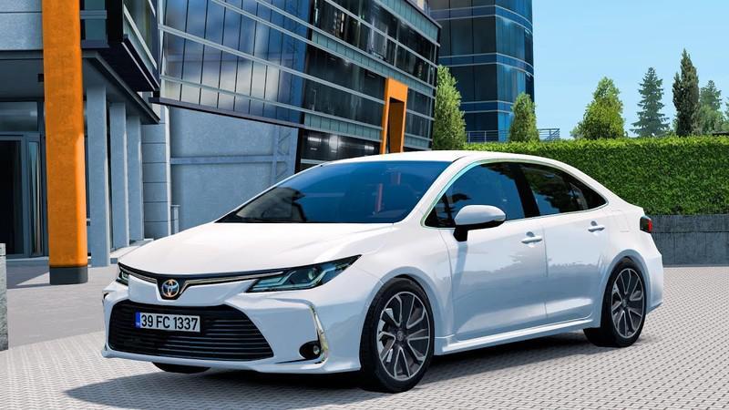 ETS2 - Toyota Corolla 2020 V1.5 (1.39.x)