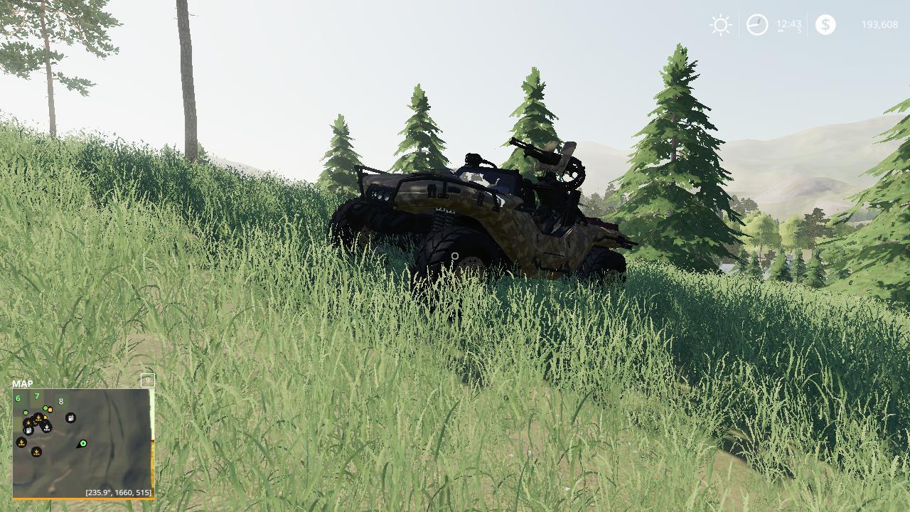 FS19 - Warthog V1.0