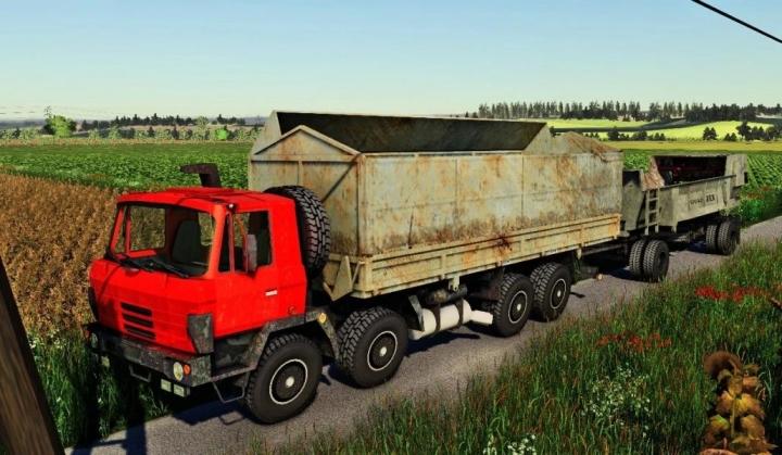FS19 - Tatra 815 Agro 8x8 Pack V1.0