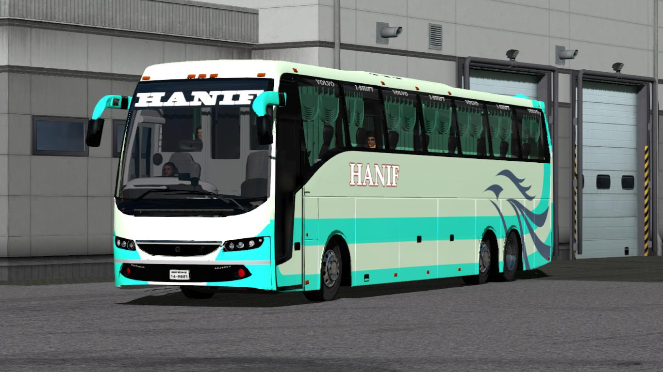 ETS2 - Volvo 9400 Right Hand Updated (1.31-1.35)