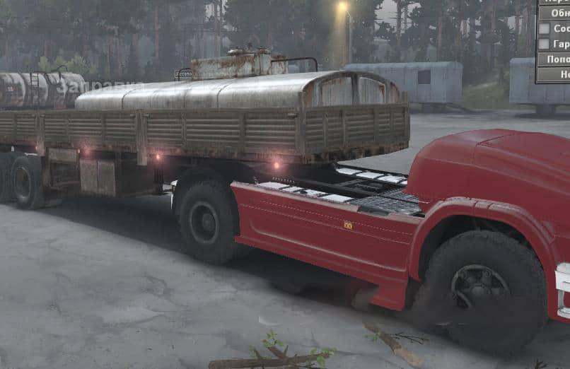 Spintires - Unmanned Truck 2 V2.1