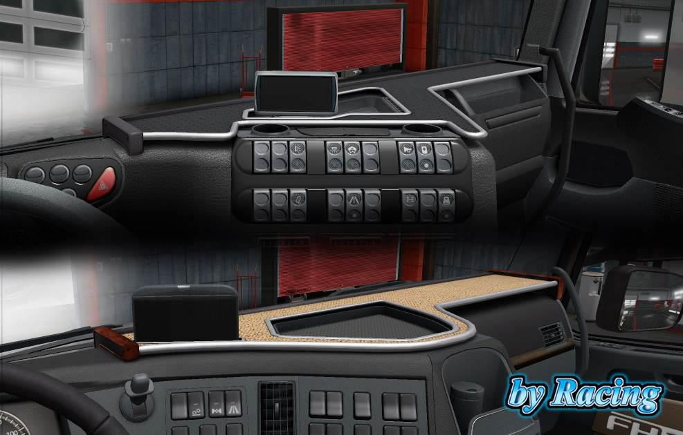 ETS2 - Truck Tables By Racing Fixed V6.0 (1.35.X)
