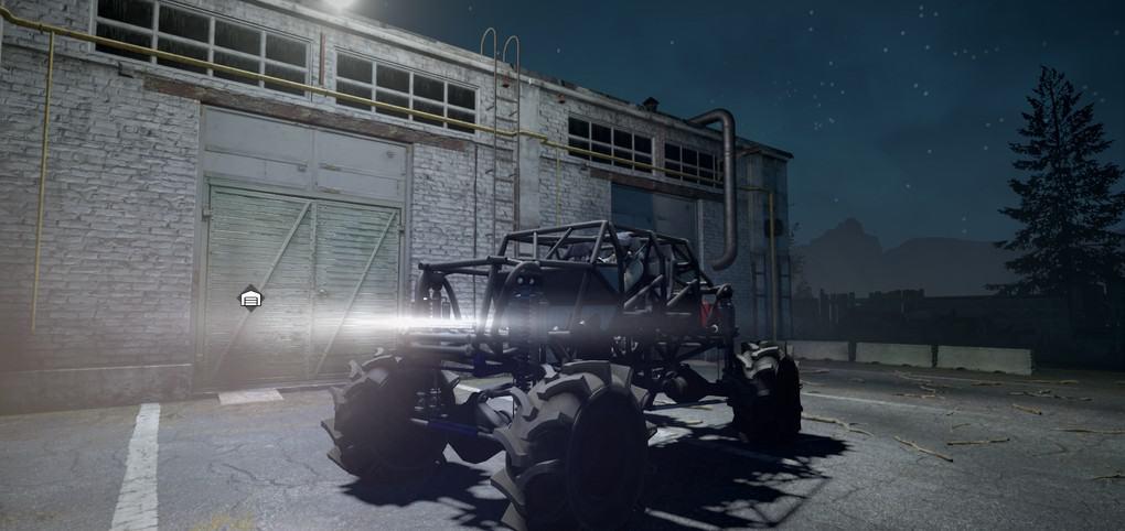 SnowRunner - Riskys Powerhouse Revival V1.0