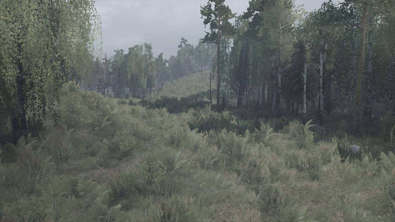 Spintires:Mudrunner - 5 Map v08.09.19