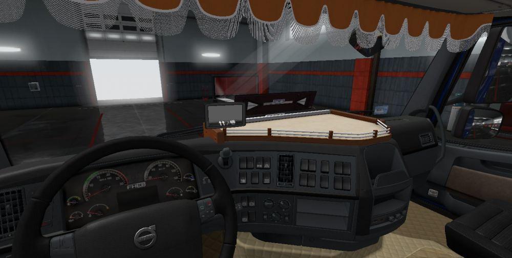 ETS2 - Volvo Globetrotter FH12 (1.36.x)