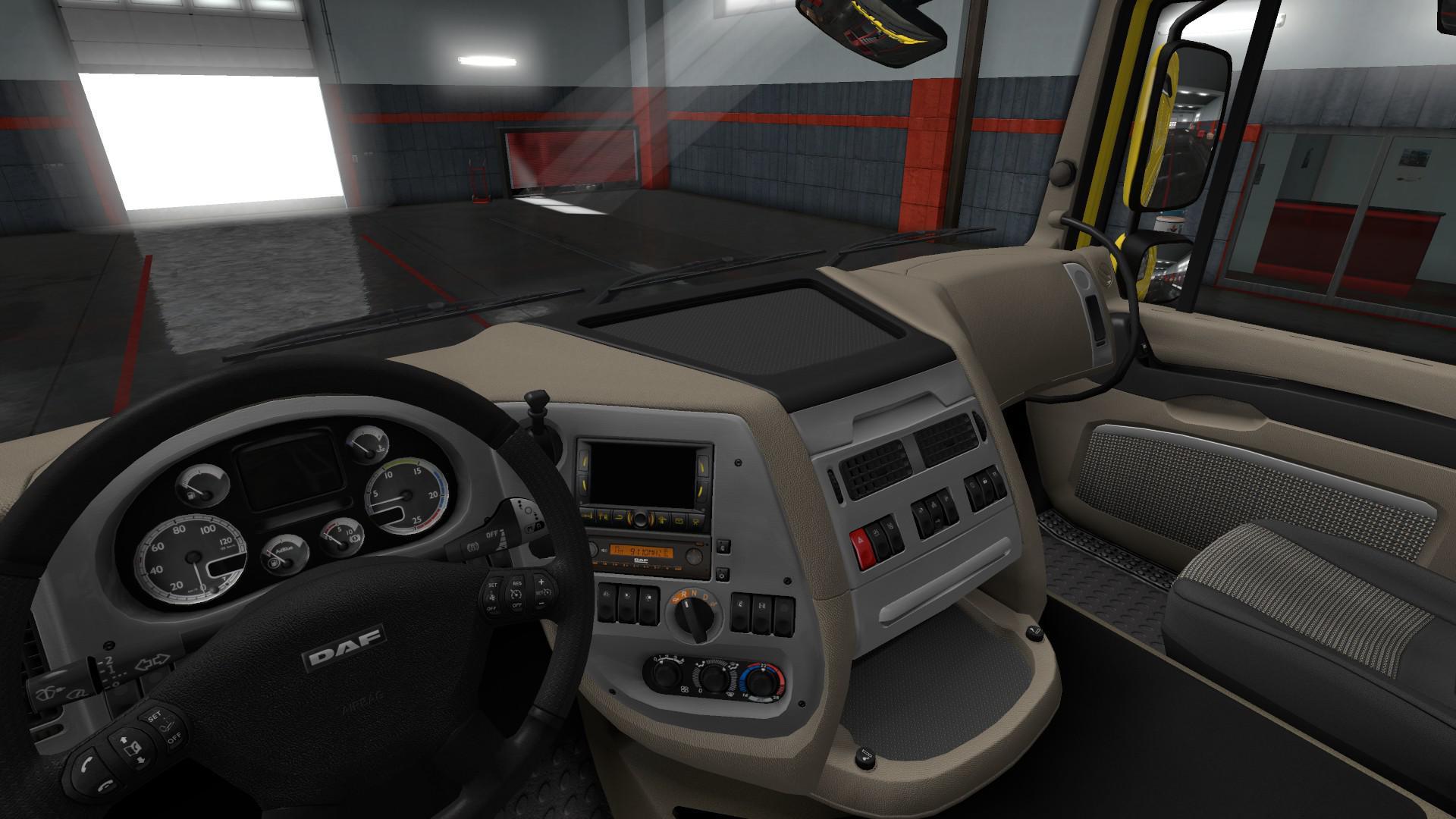 ETS2 - Interior Improvements V2.0 (1.36.x)