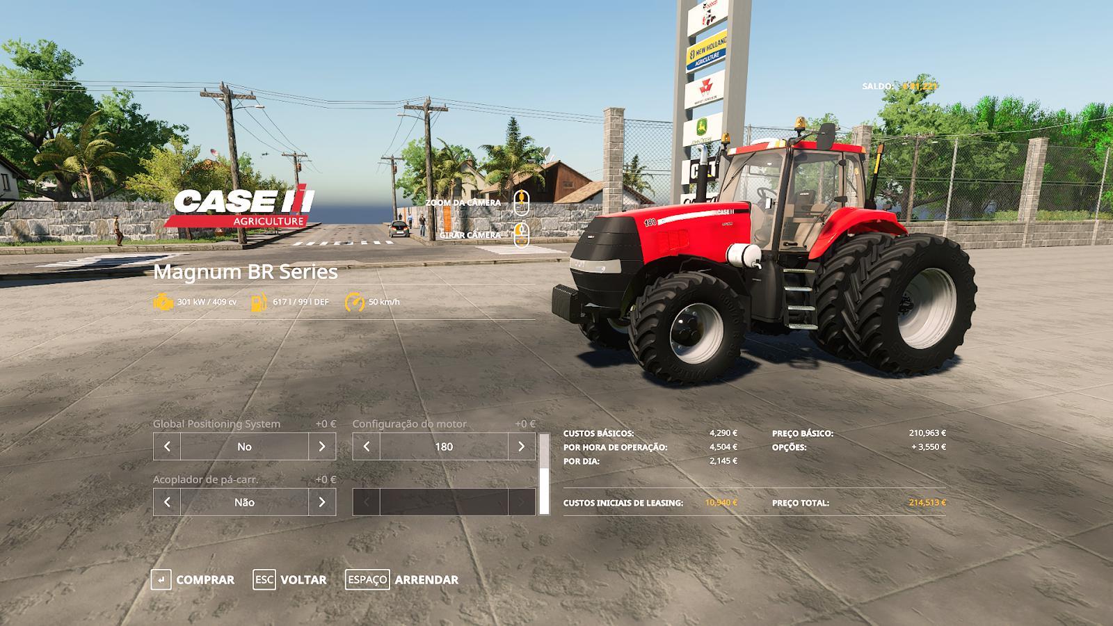 FS19 - Tractors Pack