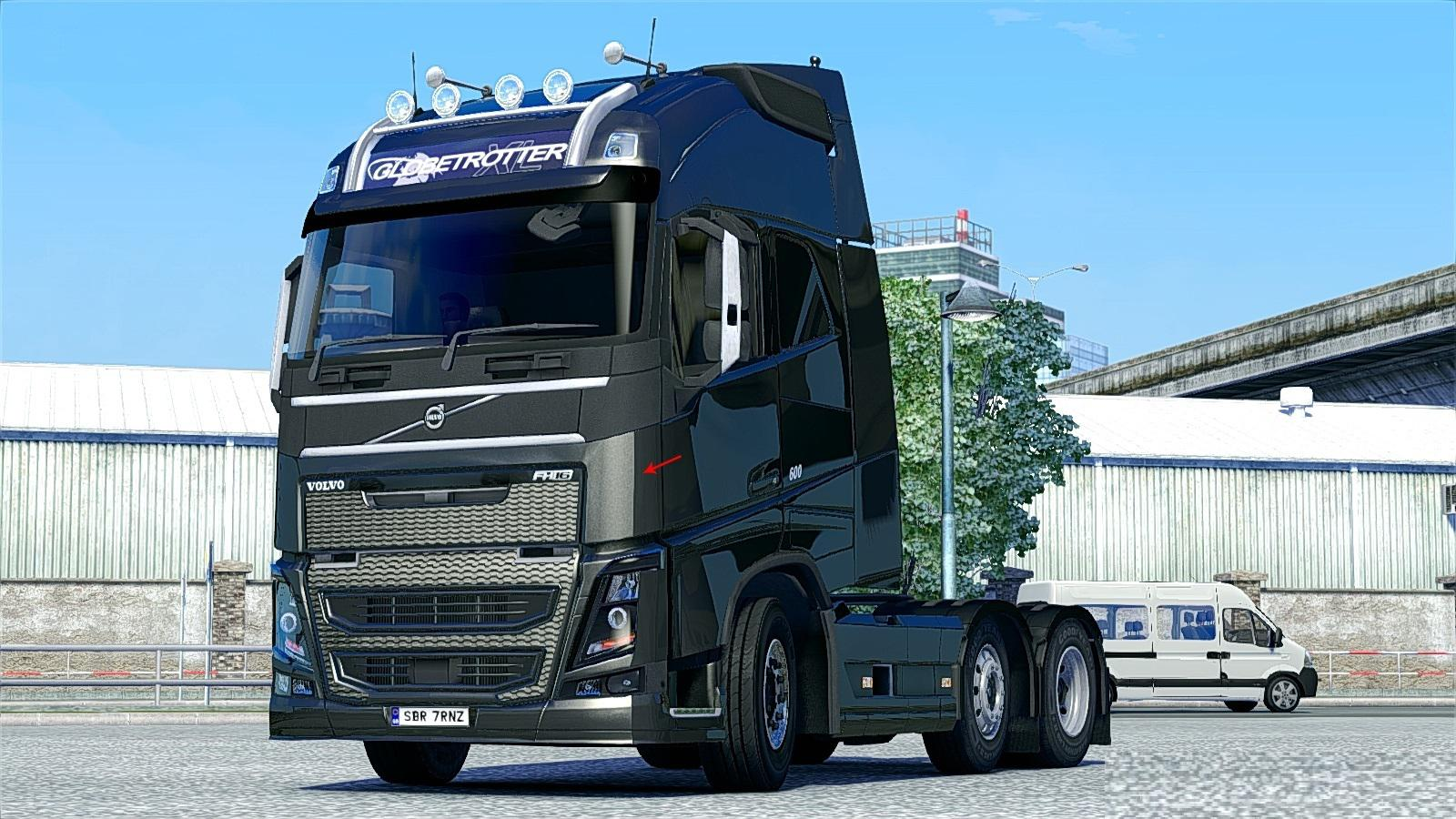 ETS2 - Volvo FH 2013 Truck V03.12.19 (1.36.x)