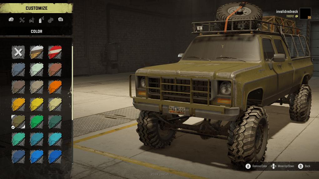 SnowRunner - 1979 CT-300 Pickup