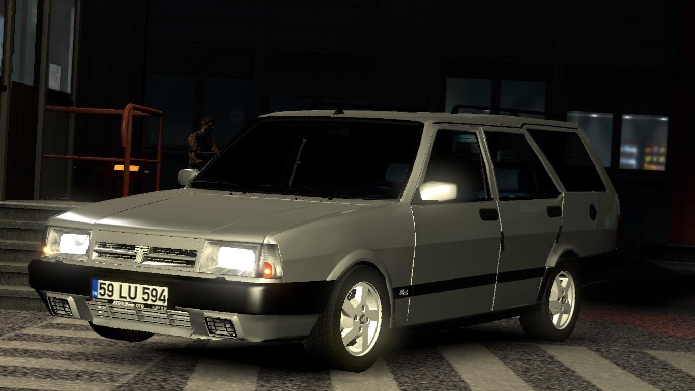 ATS - Tofas Kartal V1R2 Car Mod (1.35.X)