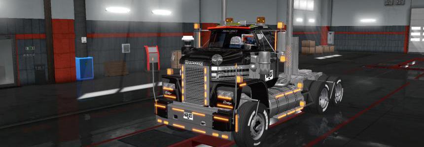 ATS - Dodge CNT-900 Truck (1.37.x)