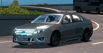 ATS - Ford Fusion 2010 V3.0 (1.36.x)