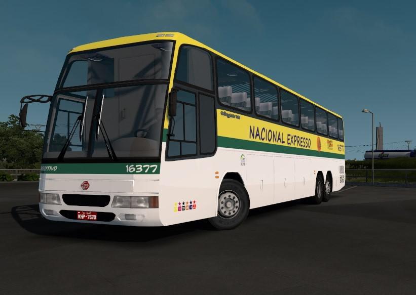 ETS2 - Comil Galleggiante 3.60 Bus V1.2 (1.36.x)