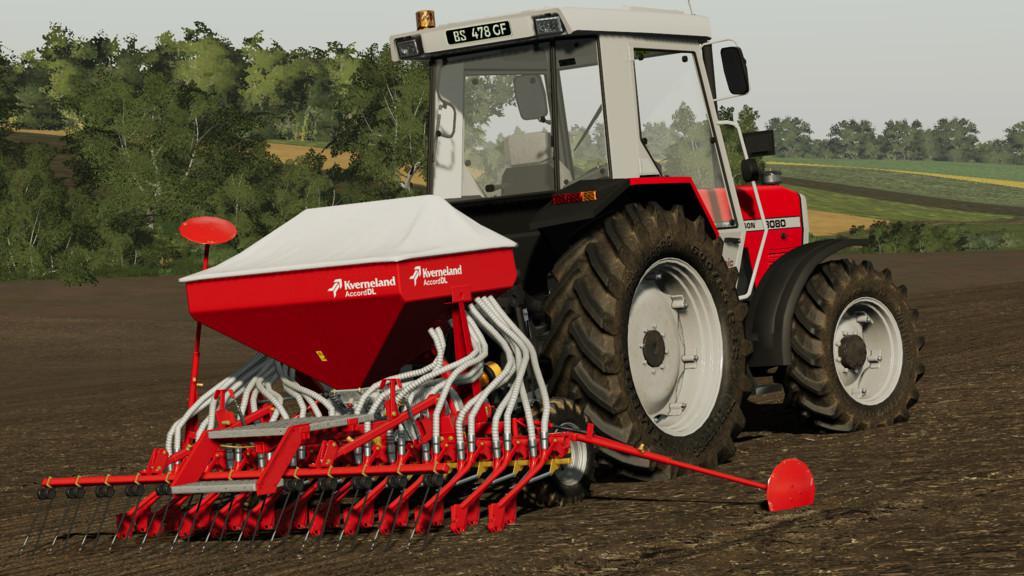 FS19 - Kverneland Accord DL V1.0