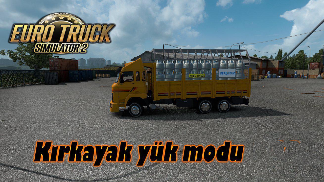 ETS2 - Truck Loads (1.36.x)