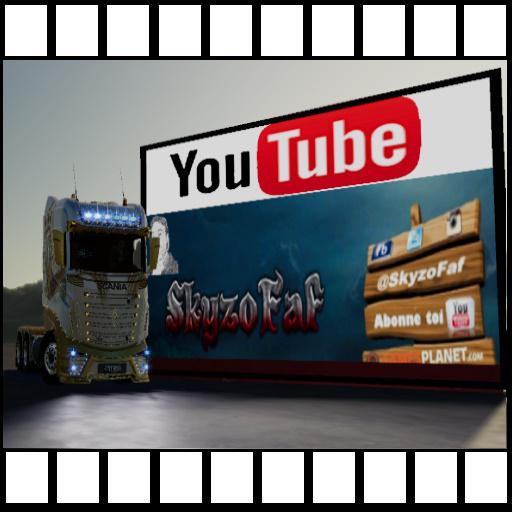 FS19 - Scania R1000 Gold Truck V2.0