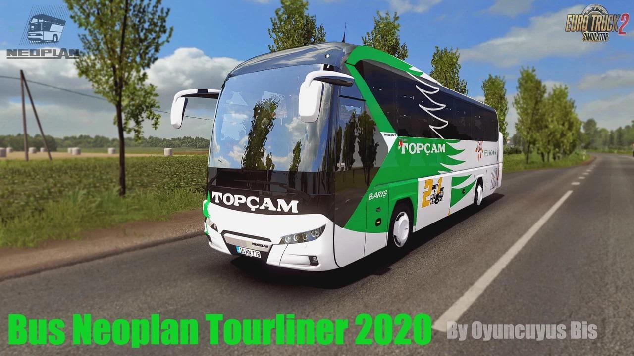 ETS2 - Neoplan Tourliner 2020 V1.1 (1.39.x)
