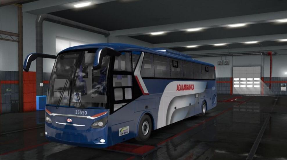 ETS2 - Scania Cepeda C6 Version (1.35.X)