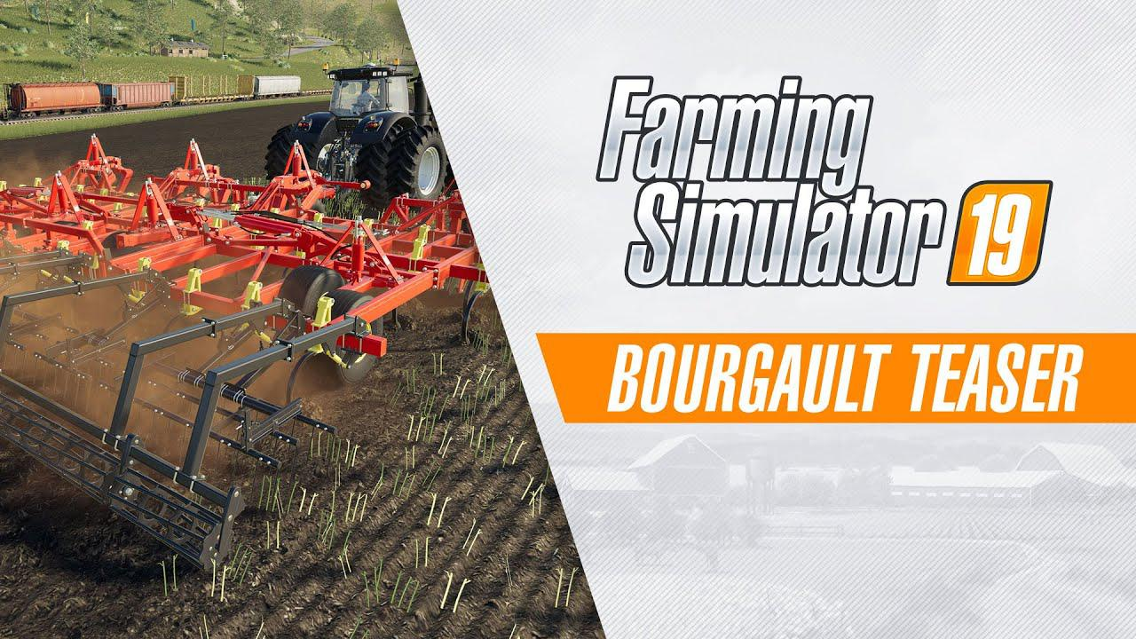FS19 - Bourgault Announcement V1.0