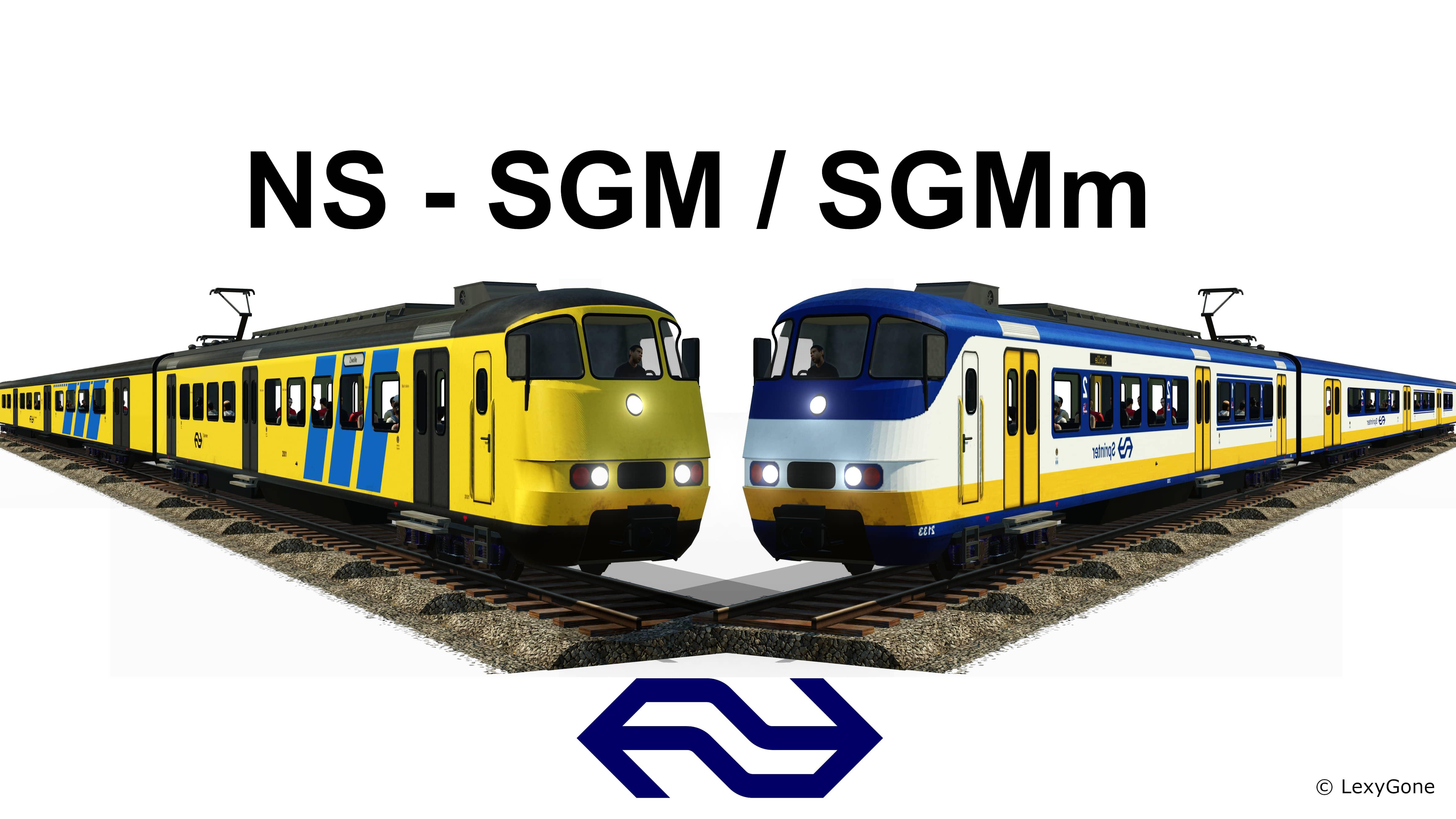 Transport Fever 2 - NS SGMm Sprinter