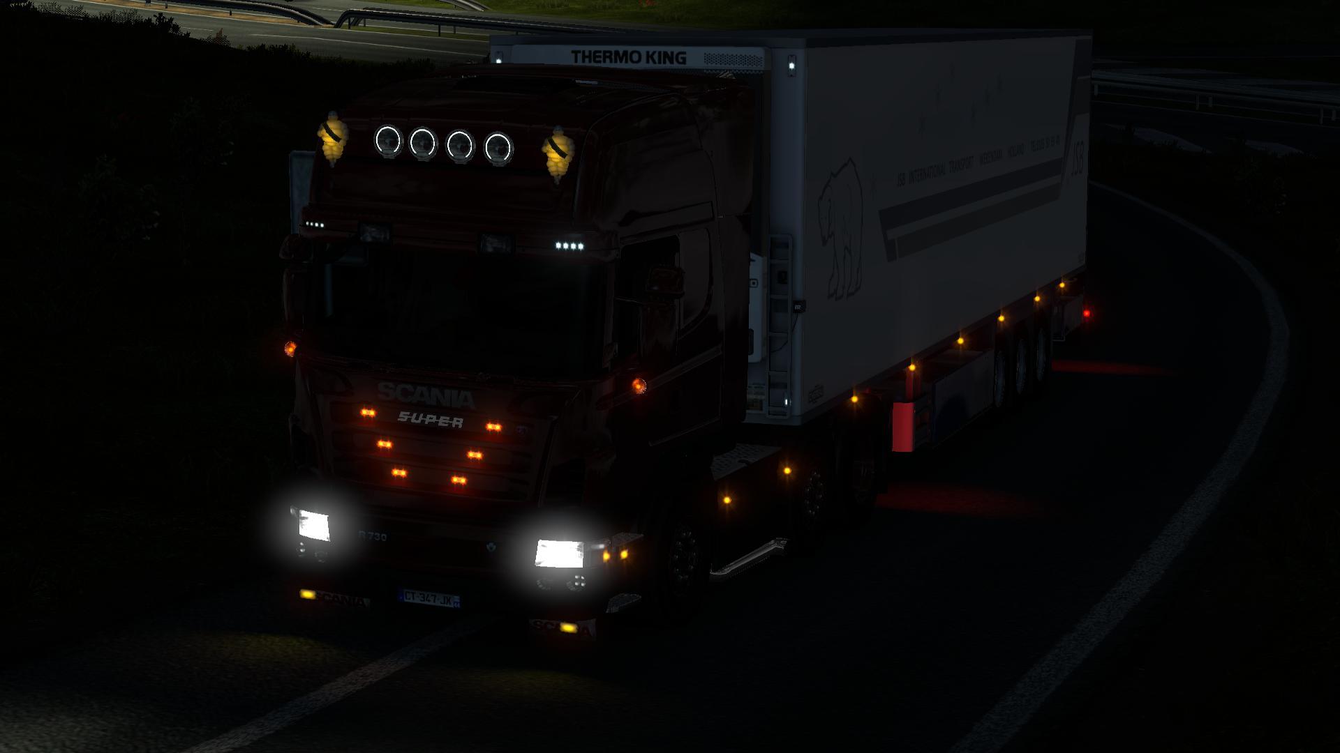 ETS2 - Scania R2008 Truck V1.0 (1.36.x)