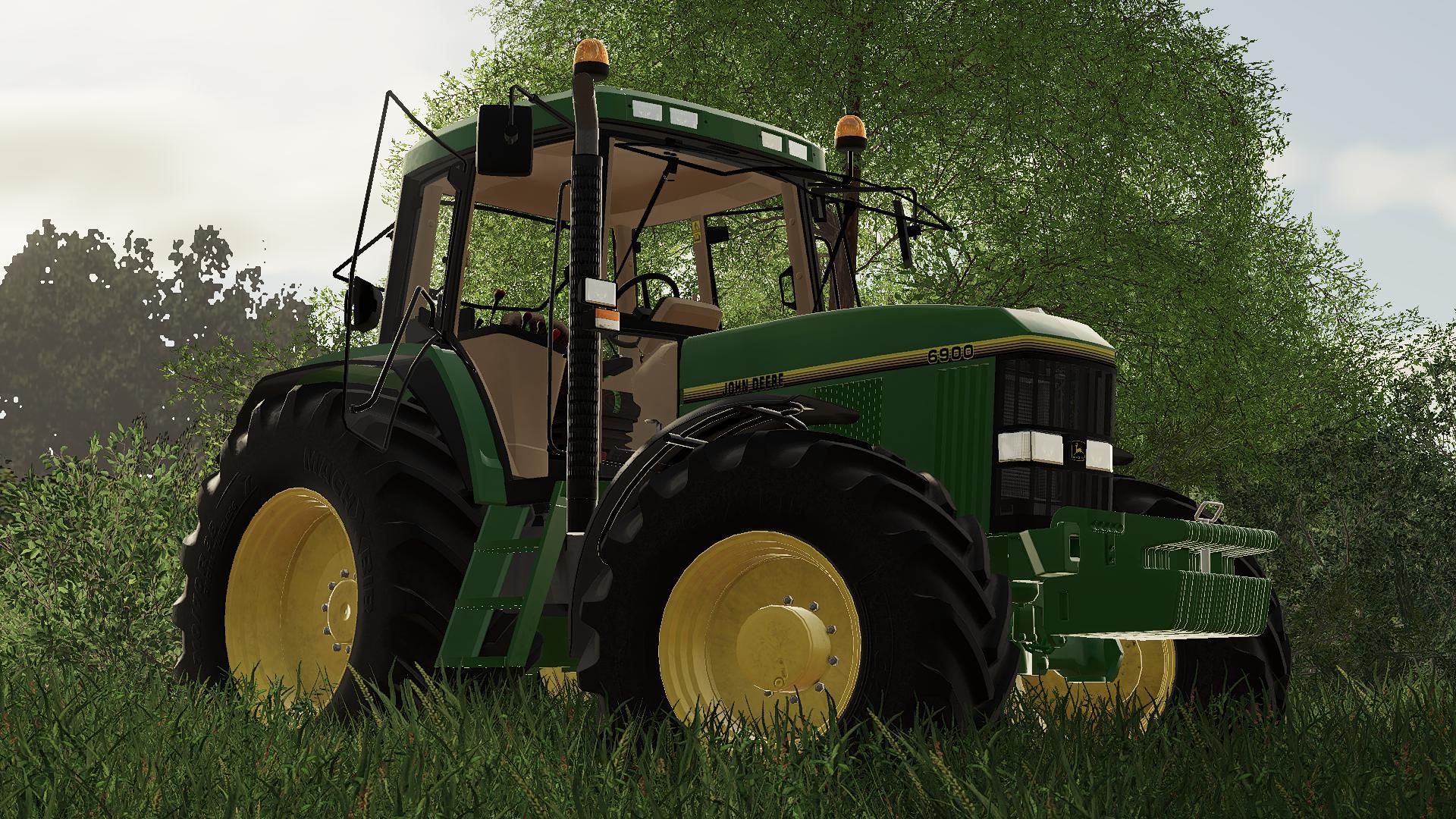 FS19 - John Deere 6000 Premium Tractor V1.0.0.1