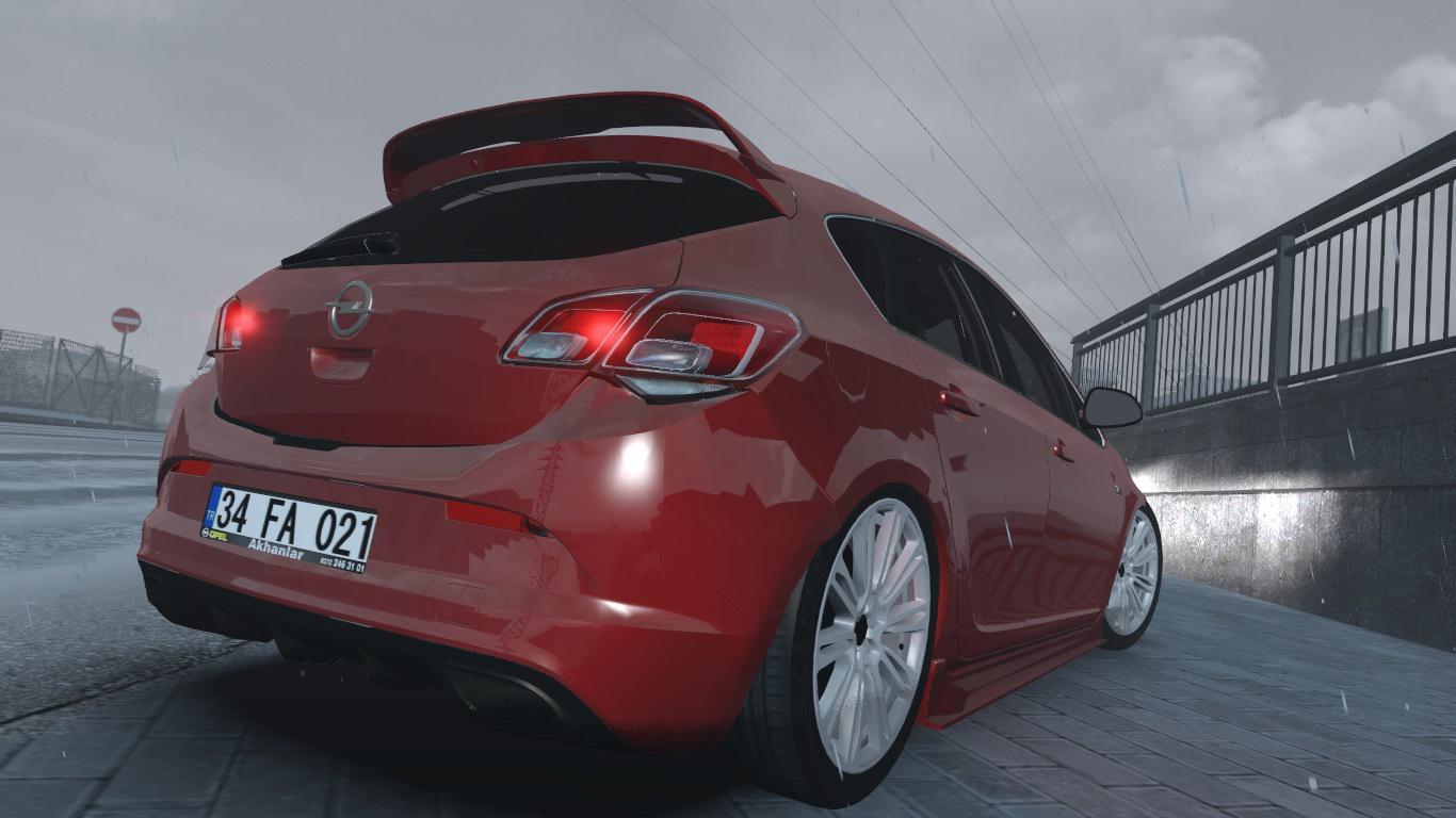 ETS2 - Opel Astra J V1R20 (1.36.x)