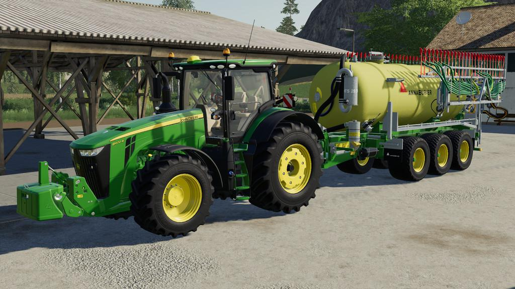 FS19 - Annaburger HTS 29.79 MultiLand Plus V1.0