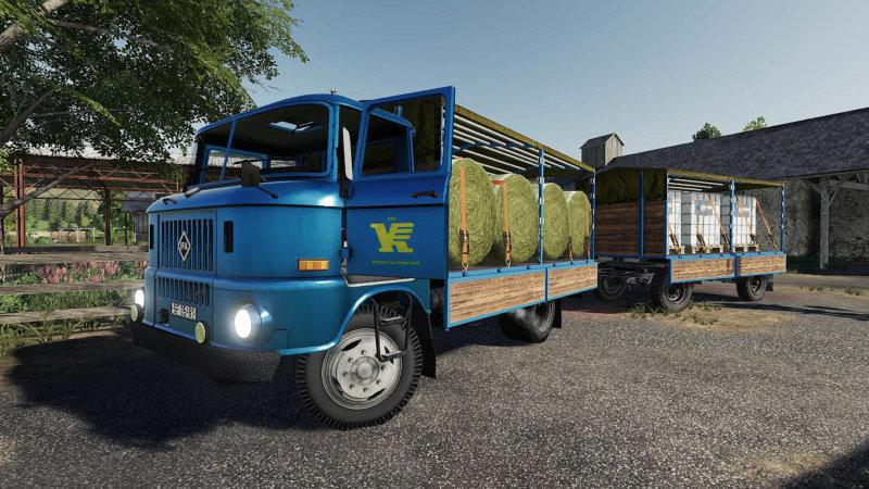 FS19 - IFA W50 L/SP with UAL V1.0